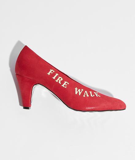 """L'objet du jour : les escarpins """"Twin Peaks"""" d'Amélie Pichard"""