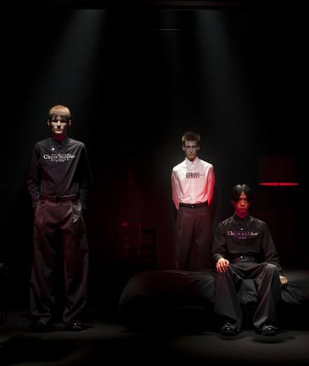 L'énergie rock de Dior Homme fait vibrer Tokyo