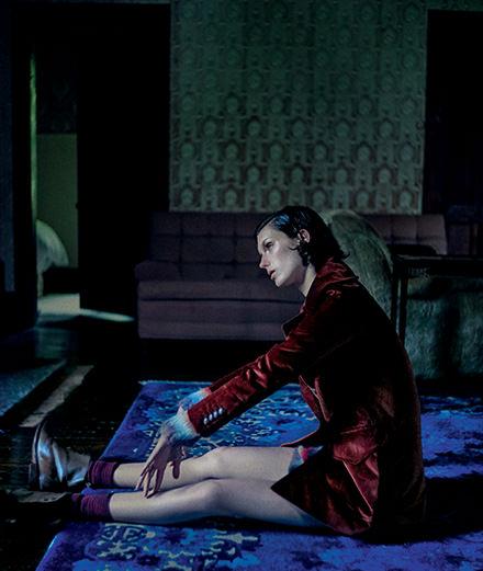 """Exclusif : la série mode """"La femme infidèle"""" par Drew Jarrett"""