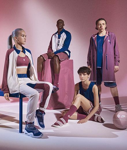 Le rétrofuturisme de Pigalle pour NikeLab