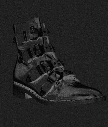 L'objet fétiche de la semaine : la boots Philipp Plein