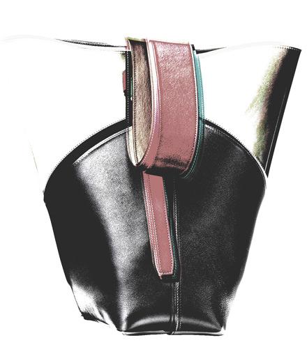L'objet fétiche de la semaine : le cabas tricolore Céline