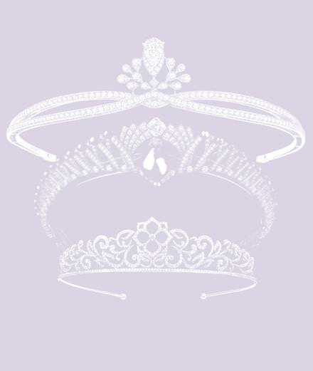 The diamond set diadems from Cartier, Chaumet and Messika