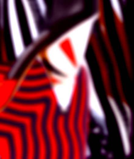 Les accessoires à rayures noir et rouge de Fendi, Givenchy et Proenza Schouler