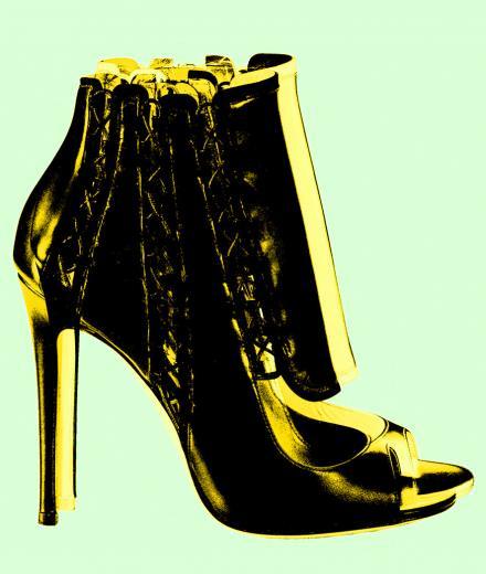 Fetish object of the week : the Jimmy Choo heels