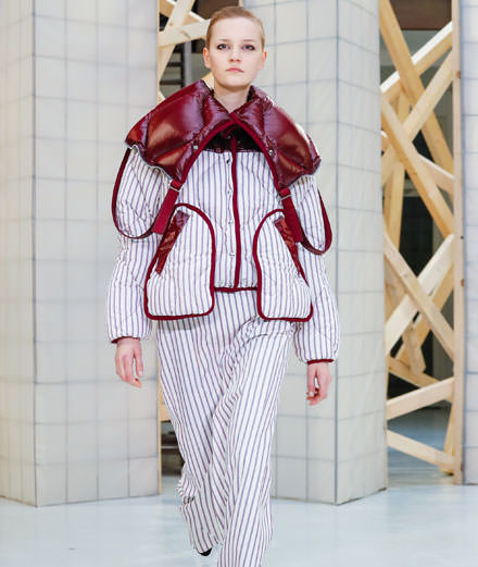 Aalto fall-winter 2017-2018 fashion show