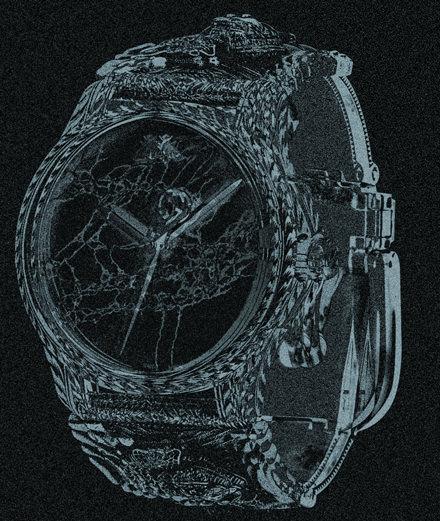 La montre relique de Gucci