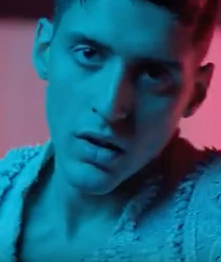 """""""Reverie"""", le nouveau clip fantasmagorique d'Arca"""