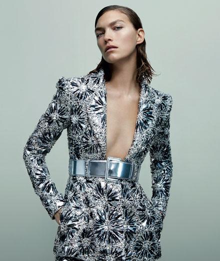 """Exclusif : la série mode """"Couture"""" par Katja Mayer"""