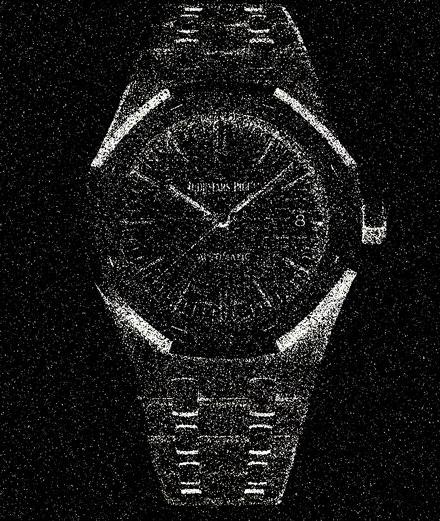 La montre Royal Oak Frosted Gold signée Audemars Piguet