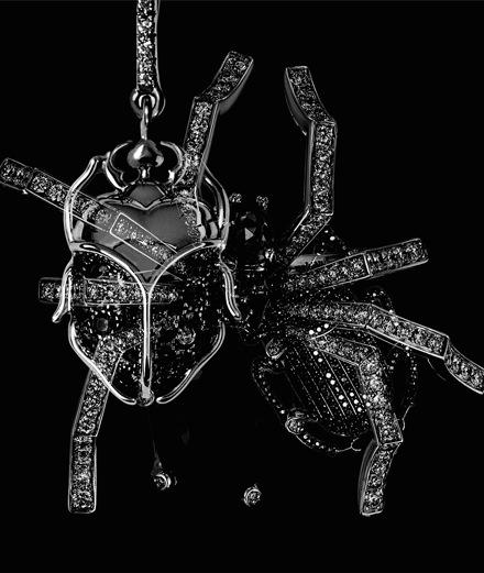Le bestiaire haute joaillerie signé Chaumet, Begüm Khan et Aurélie Bidermann