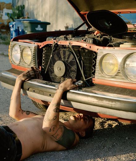 """Portfolio: the big """"Autophoto"""" event at the Cartier Foundation"""