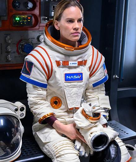Hilary Swank en mission sur Mars pour Netflix