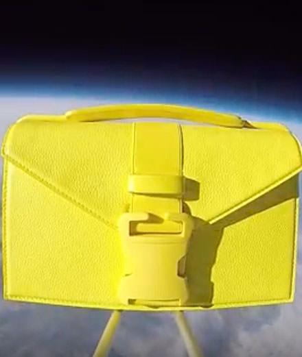 Les accessoires de Christopher Kane à la conquête de l'espace