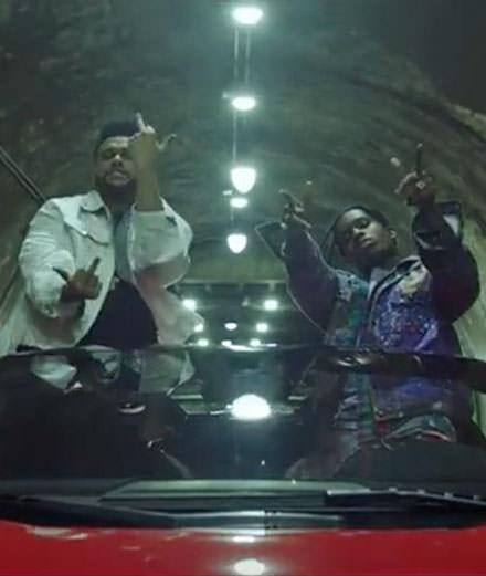 """The Weeknd invite Drake, A$ap Rocky et Travis Scott dans le clip de """"Reminder"""""""