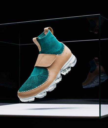 Riccardo Tisci, Marc Newson et Arthur Huang réinventent la Nike Air Max