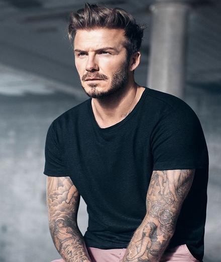David Beckham : quel est son nouveau projet cinématographique ?