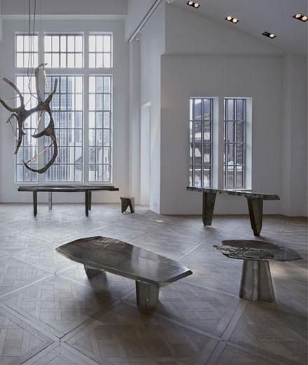 Le mobilier sculptural de Vincenzo De Cotiis