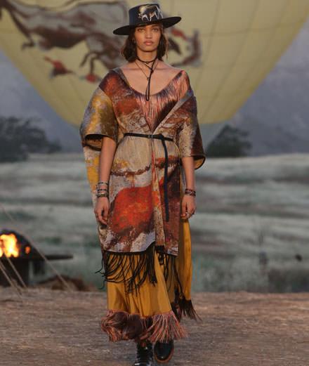 Dior, Maria Grazia Chiuri's first cruise collection