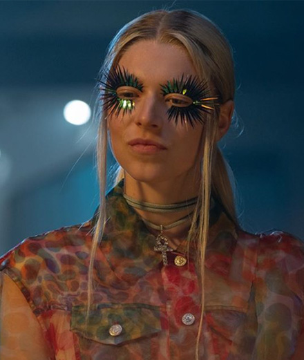 """HBO's """"Euphoria"""" : the best makeup looks of the series"""