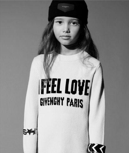 Givenchy habille les enfants avec sa collection kids