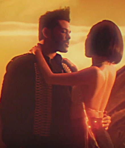 """""""I Feel It Coming"""", The Weeknd and Daft Punk's fab new video"""