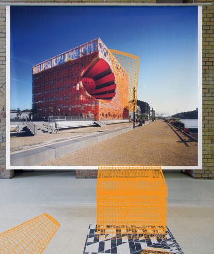 L'architecture de Jakob & MacFarlane en réalité augmentée