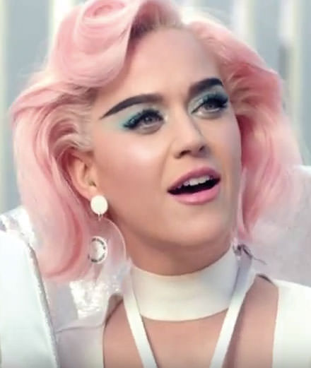 """Chained To The Rhythm"", Katy Perry's crazy new video"