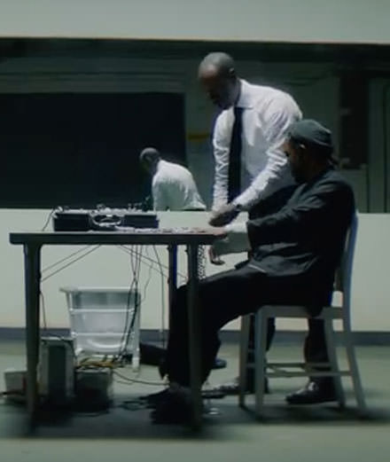 """Kendrick Lamar invites Don Cheadle to star in his powerful video for """"DNA"""""""