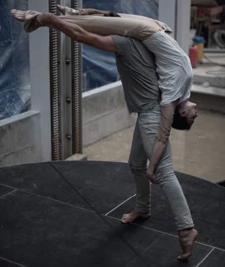 Vidéo : la danseuse étoile Marie-Agnès Gillot vue par Xavier Veilhan