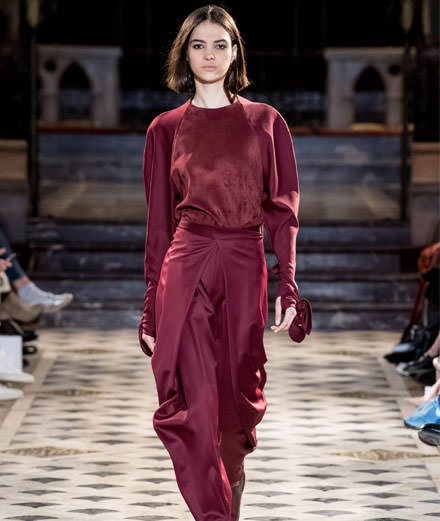 Nobi Talai fall-winter 2017-2018 show