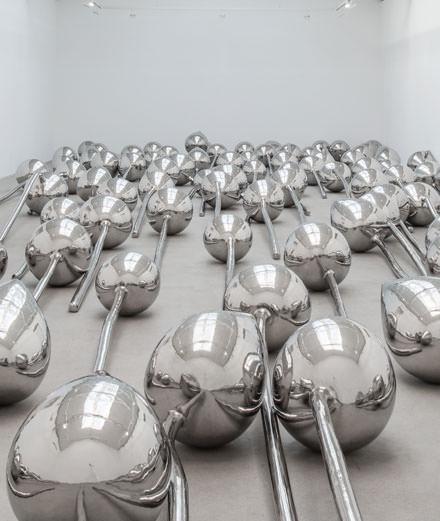 Portfolio : l'exposition de Not Vital à la Galerie Thaddaeus Ropac