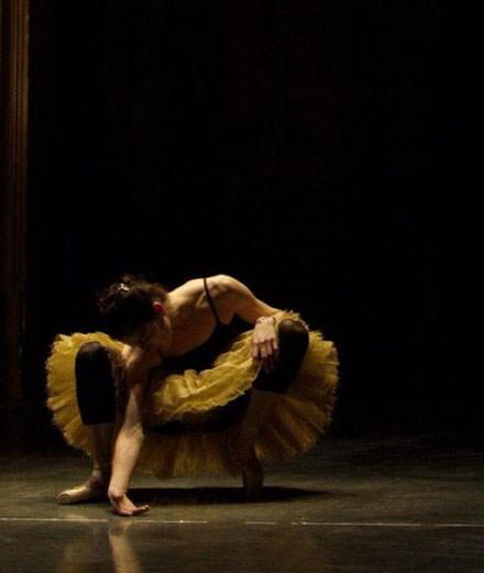 Marie-Agnès Gillot et Reda Kateb, un duo tragique pour l'Opéra de Paris