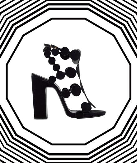 L'objet fétiche : la sandale <br>de Pierre Hardy