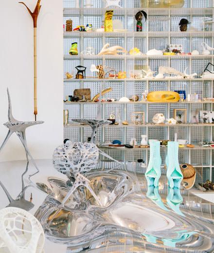 On a visité le laboratoire secret de Ross Lovegrove, designer star célébré au Centre Pompidou