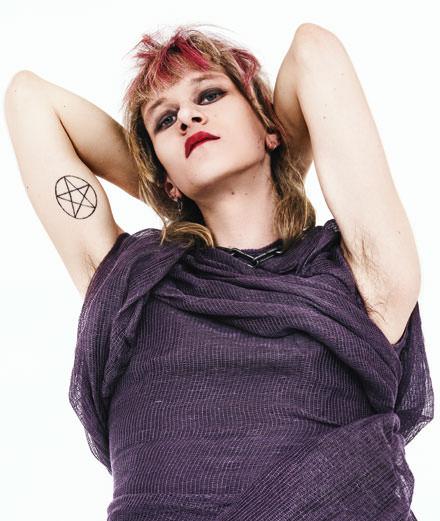 Qui est Spike Fuck, l'artiste post-punk découvert par Rick Owens ?