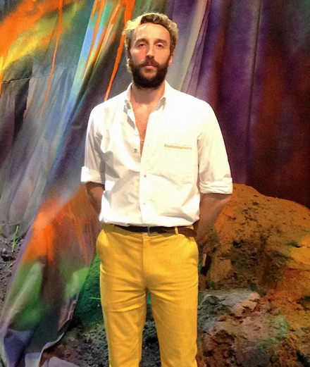 Pigalle's masculine, sophisticate sportswear