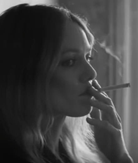 """Vanessa Paradis, a video for """"Did You Really Say No"""", a duet with Oren Lavie"""