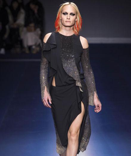 Le défilé Versace automne-hiver 2017-2018