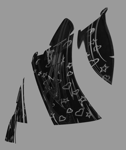 L'accessoire fétiche de la semaine : le sac seau d'Yves Saint Laurent