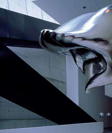 Rencontre avec l'immense architecte Zaha Hadid