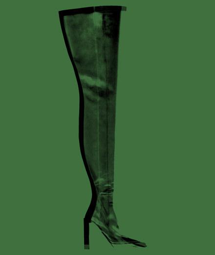 L'accessoire fétiche de la semaine : la cuissarde Balenciaga