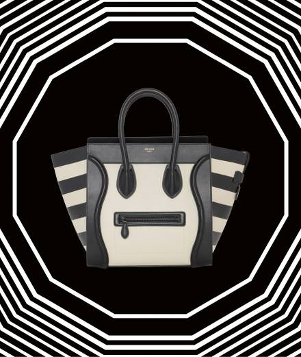 "Fetish object of the week : Céline's ""Luggage"" mini-bag"