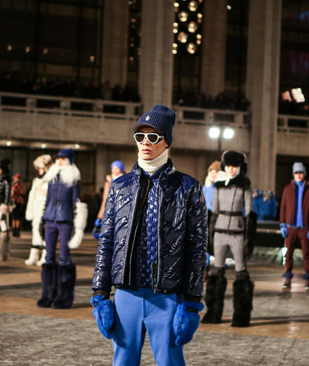 Moncler Grenoble fall-winter 2016-2017