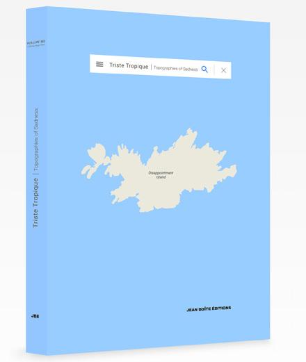 L'objet du jour : la cartographie des lieux les plus déprimants sur Terre