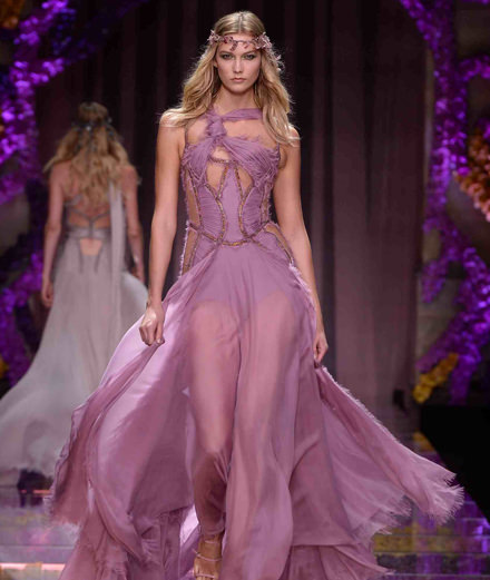 Atelier Versace Couture show fall-winter 2016 collection