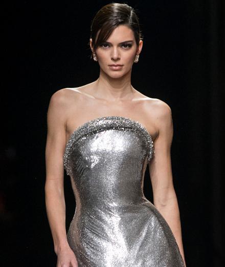 Le défilé Versace automne-hiver 2020-2021