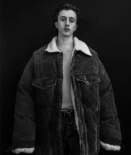 Backstage : Y/Project men fall-winter 2018 collection seen by Mehdi Mendas