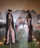 Le bal couture de Dior au musée Rodin