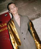 Backstage: Sean Suen menswear Fall-Winter 2017 show seen by Yulya Shadrinsky